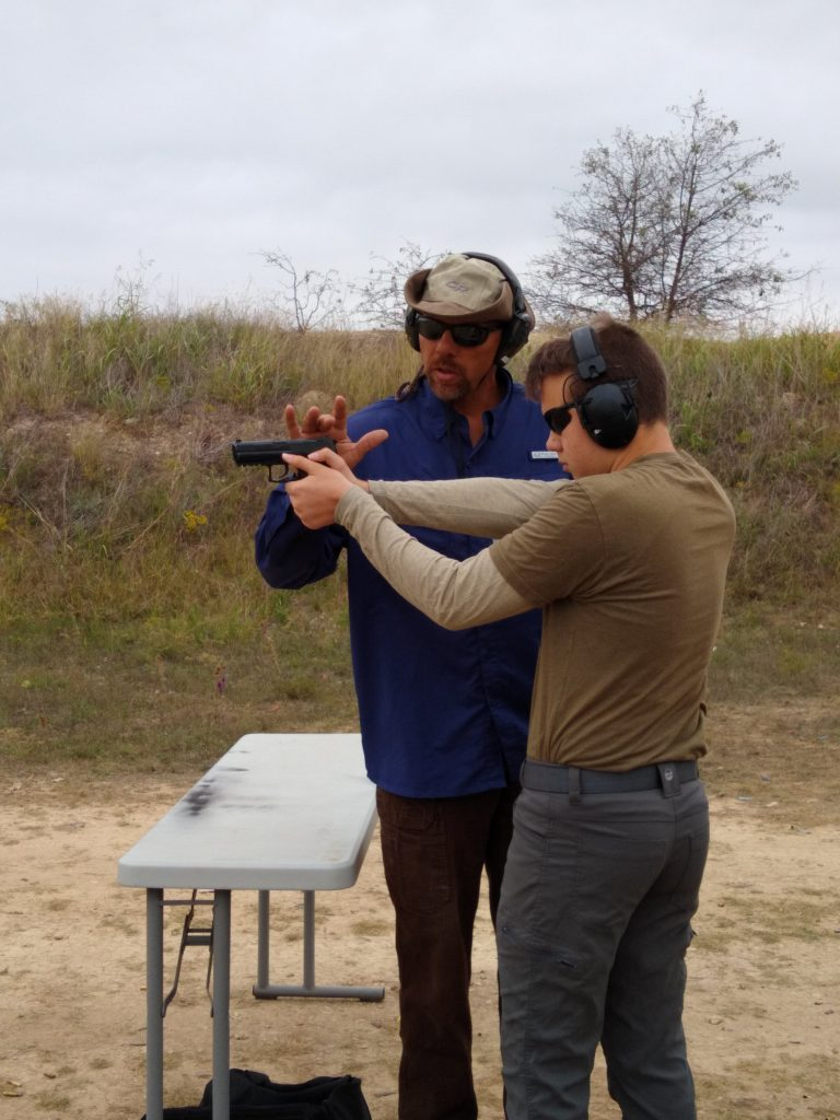 Comprehensive Pistol Course