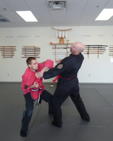 Adult Traditional Martial Arts