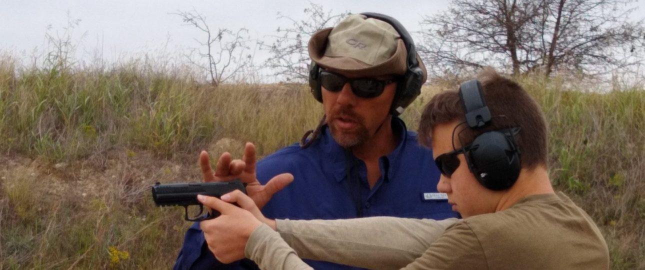 firearms handgun pistol training