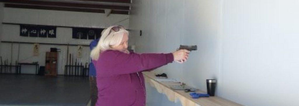grandma's gun class