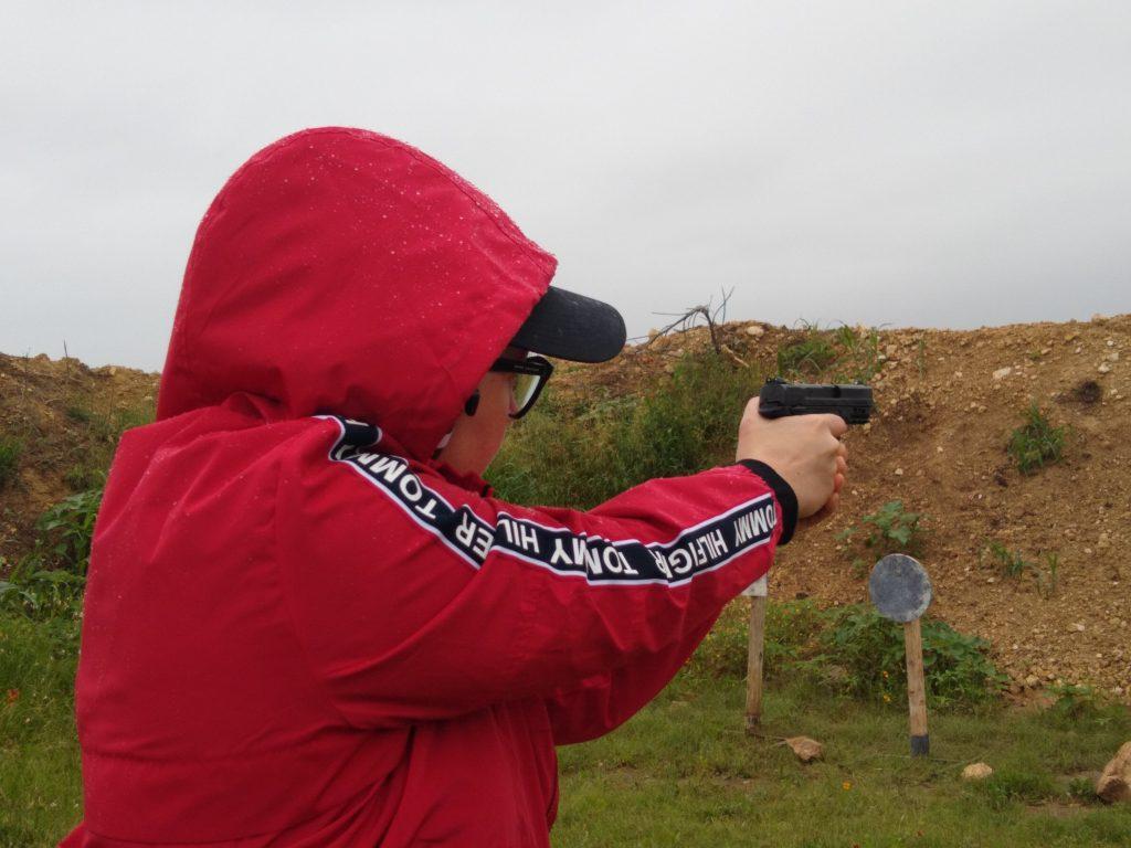 handgun training in liberty hill texas