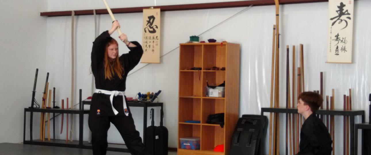 japanese sword class