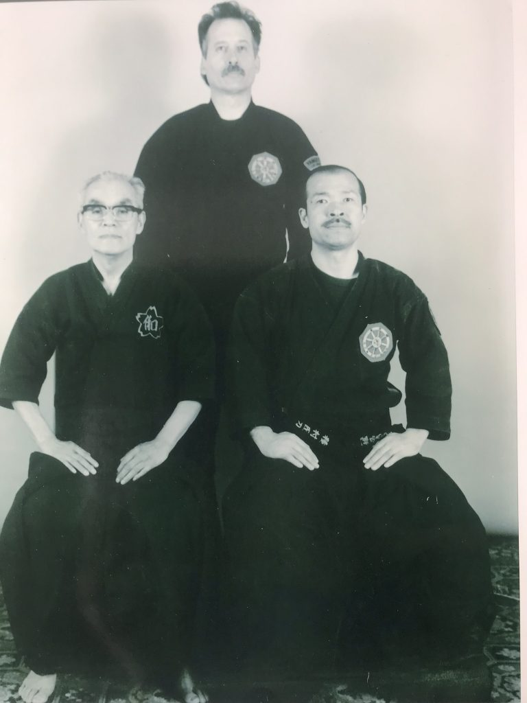 Chadwick Minge, Shoto Tanamura, Sato Kinbei